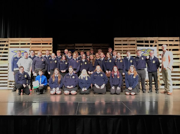 FFA Banquet and Auction 2017