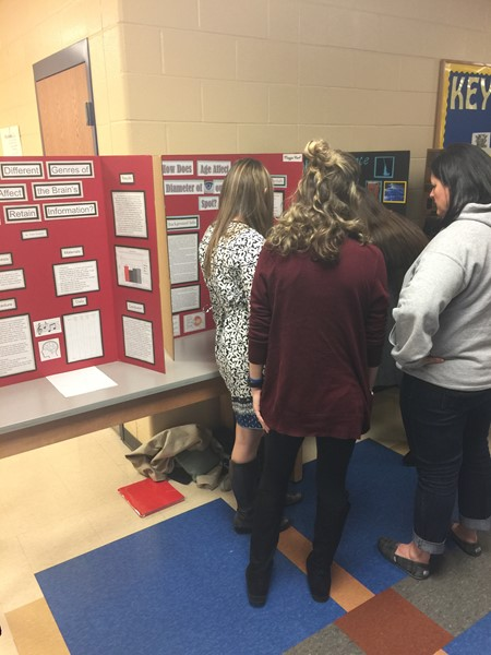 Science Fair at BHS 2017