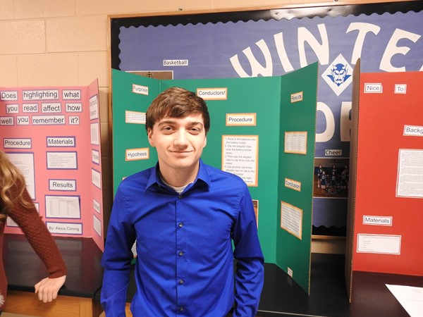 Science Fair at BHS - 2017