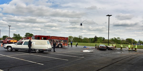 Prom Promise Mock Crash 2017