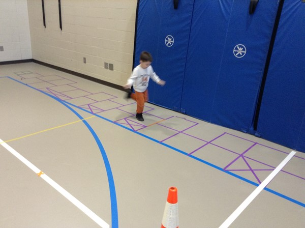 Jump rope for heart activities