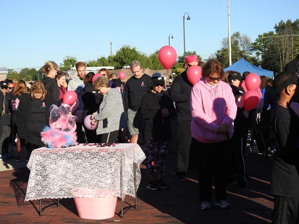8th Annual Brookville Breast Cancer 5K Walk