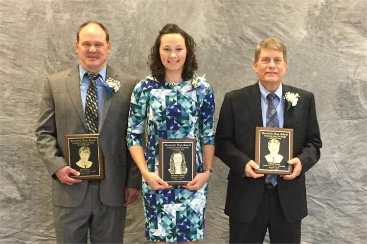 2016 Athletic Hall of Fame Inductees