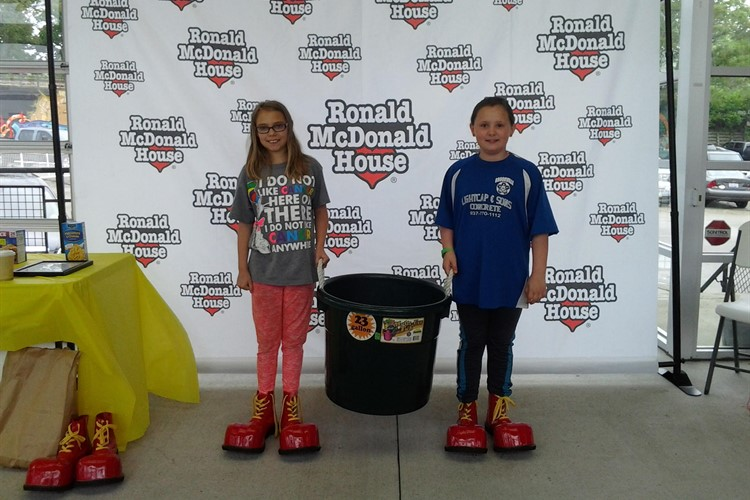 BIS collected 201.79lbs of pull tabs for The Ronald McDonald House!