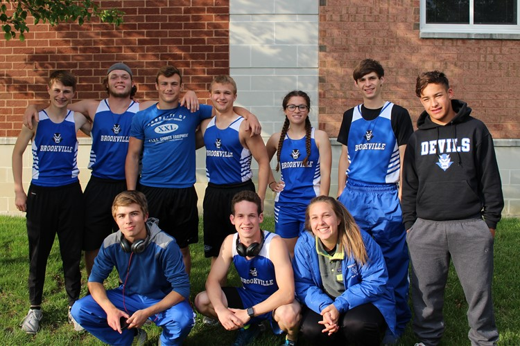 Congratulations to our 2016 BHS Track Regional Qualifiers