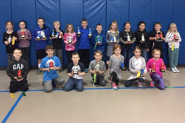 Congratulations to the BES Cup Stacking Tournament Winners!