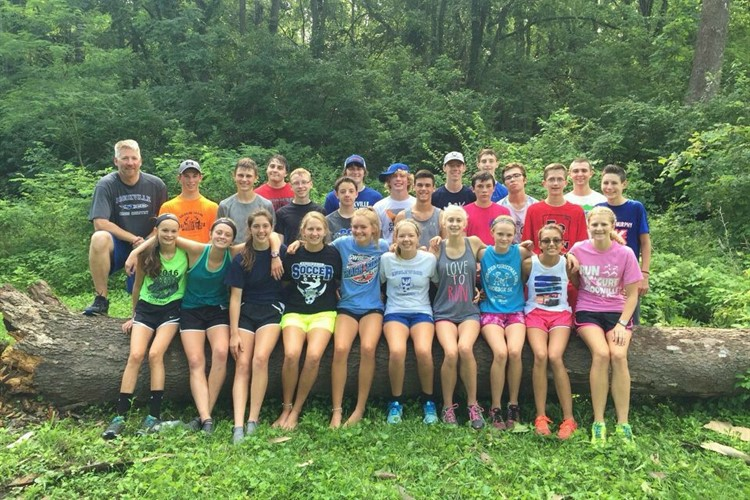 BHS Cross Country Camp
