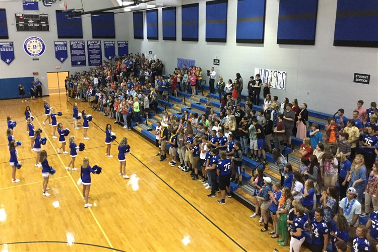BHS Pep Assembly