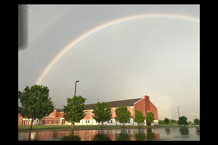 Brookville schools - Pot of gold at the end of the rainbow