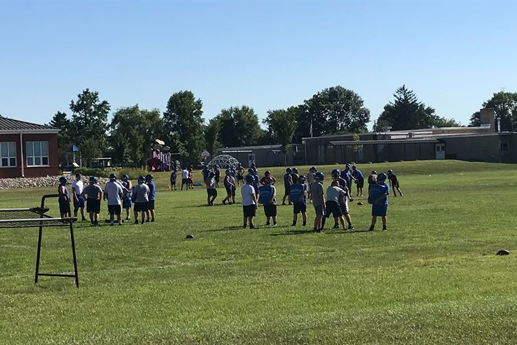 BHS Football Ready to Tackle Another Year