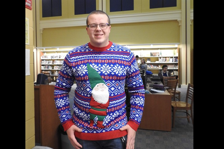 BHS Ugly Christmas Sweater