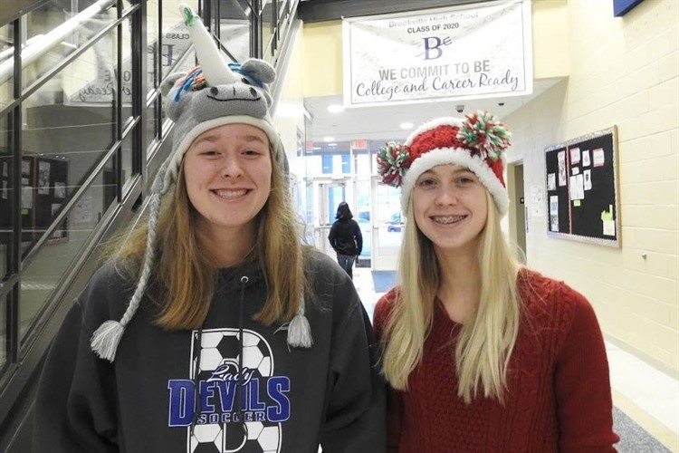 BHS Holiday Hats