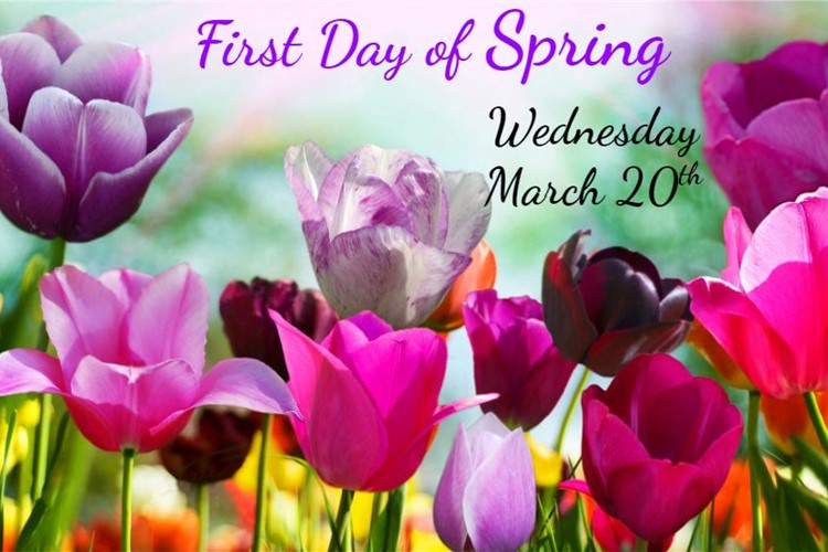 First Day of Spring