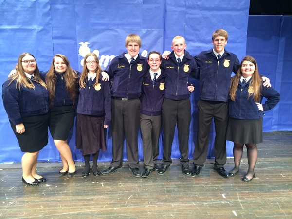 2016 FFA Annual Banquet and Awards