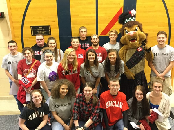 BHS Celebrated College Signing Day with our Seniors and incoming Freshmen