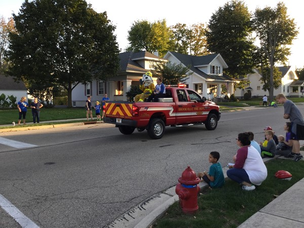 Fire Prevention Parade