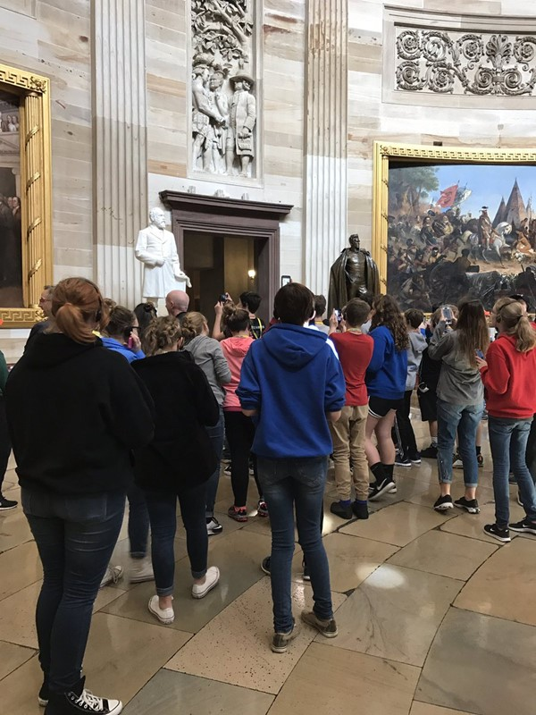 8th Grade Trip To DC