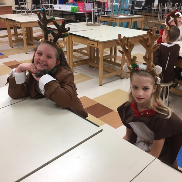 2nd Grade - How to Train Your Reindeer