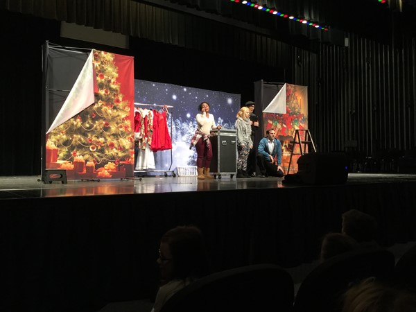 Holiday Traditions from Around the World presented by Cincinnati Children's Theater