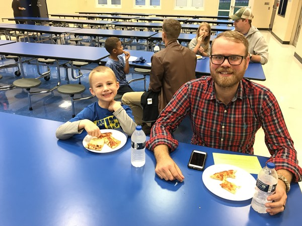 WATCH D.O.G.S. Pizza Night