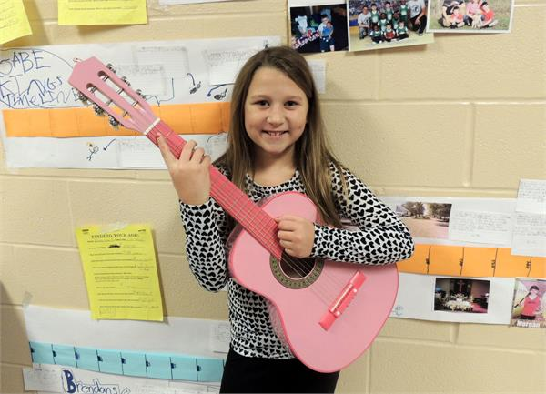 Career Day - Guitarist
