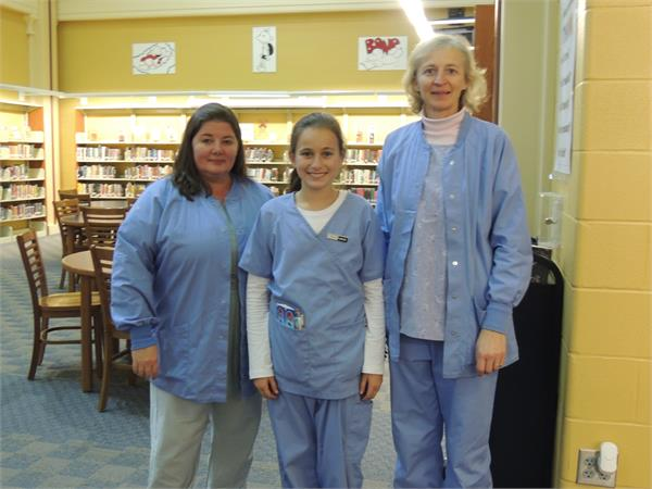Career Day - Radiographer, Dental Assistant, & Nurse