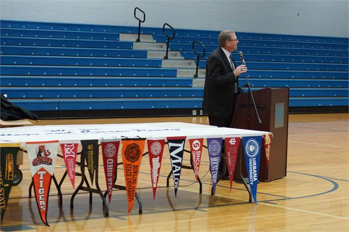 2015 BHS Signing Day