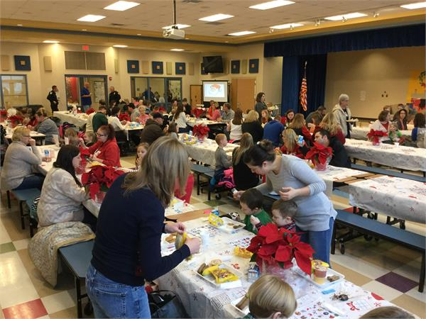 2015 Rotary Breakfast with Santa