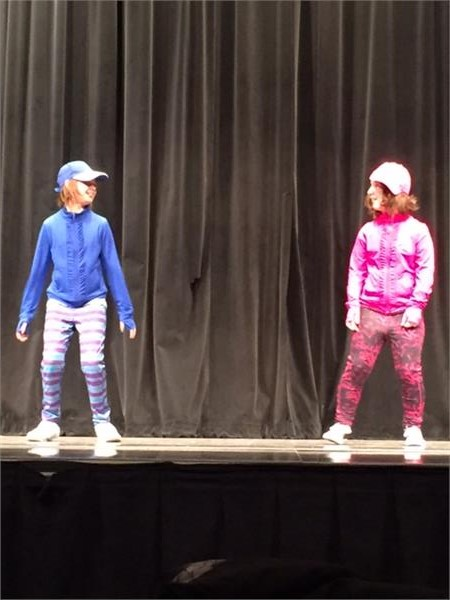 K-Kids and Builders Club Sponsored Talent Show