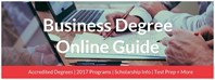 Discover Business Degrees