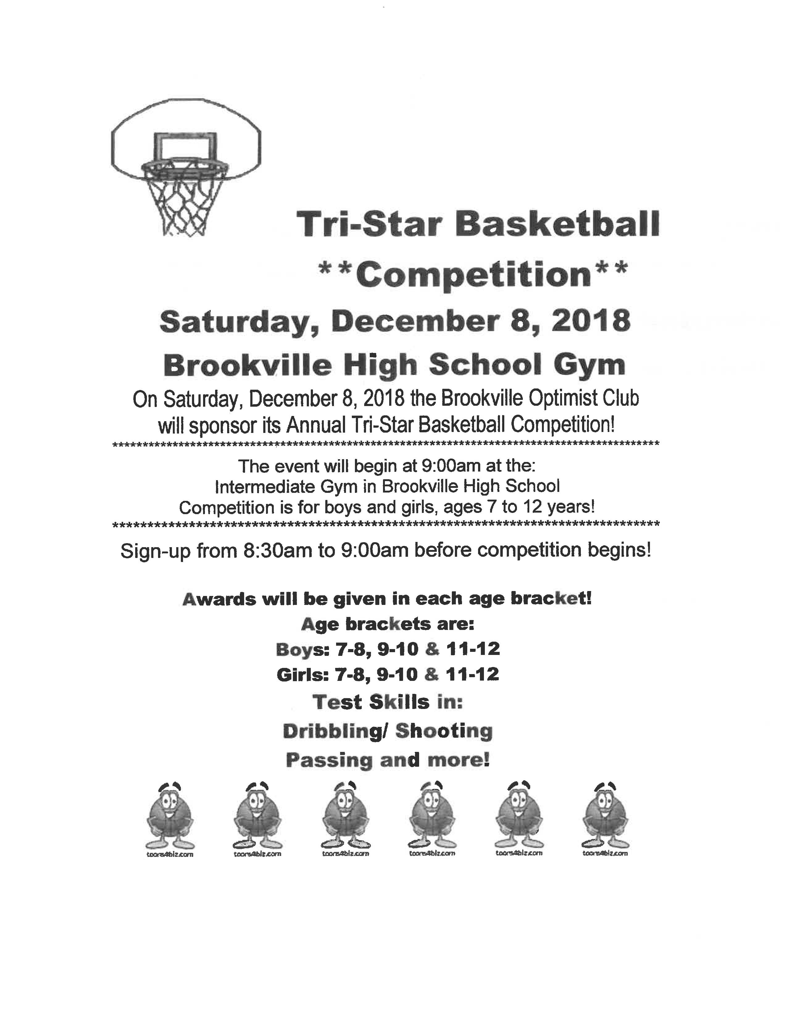 Tri-Star Basketball Competition